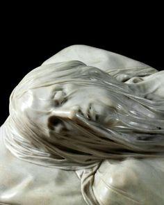 Bernini marble sculpture