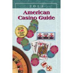 American Casino Guide 2012 Edition $11.71