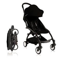 Going far afield with a tot in tow? With the new 2016 BabyZen YoYo+ 6+ Stroller, it's easier than ever: this year's version of the stroller that folds up small enough to fit into an airplane overhead compartment* has some great new features we think you'll love! The BabyZen YoYo+...