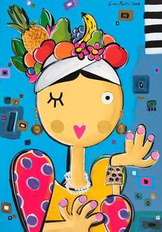 Che Negrita | Arte Cotidiano Luciano Martins #Florianópolis #Floripa #brasil #arte