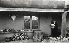 Artwork by Dan Budnik, Georgia O'Keeffe in Potting Shed, Ghost Ranch, New Mexico, Made of Gelatin silver print Berenice Abbott, Georgia Okeefe, Alfred Stieglitz, Georgia On My Mind, Gelatin Silver Print, Ansel Adams, American Artists, New Mexico, History