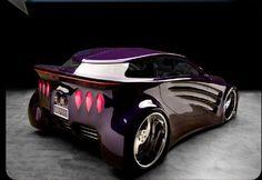 Gas Custom Car Scythe 3 Gas Galpin Auto Sports