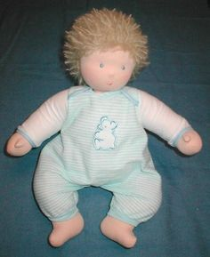 """Making a Waldorf-style Doll Worksheet, Free Instruction sheet for 11"""" waldorf doll"""