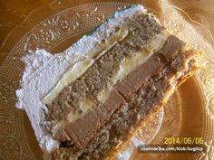 Bajadera torta – Recepti za svaku priliku….