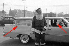 Nope, none of this is sketchy at all.   17 Santa Claus Photos That Will Make Your Skin Crawl