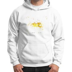 Fishing more and working less in 2016 Gildan Hoodie (on man)