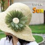 Crochet Sun Hat Pattern Collection