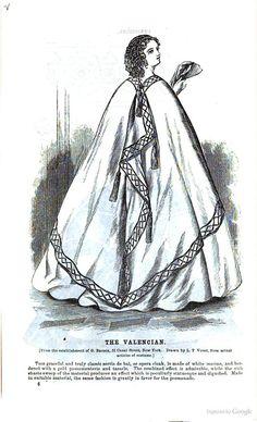 Godey's Magazine 1861