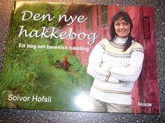 Denne boka har eg kjøpt hos Solvor Hofsli her er det mange fine oppskrifter i hakking