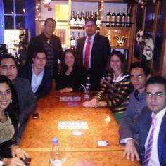 Cena de Navidad Presence Bogotá