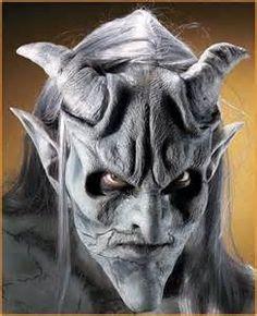 Gargoyle makeup