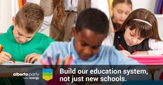 Build #abed system, not just new schools #alpoli #ableg