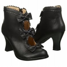 Tendance Chaussures  Victorian Womens Boots Shoes and Steampunk Boots  Tendance & idée Chaussures Femme 2016/2017 Description Victorian Womens Boots www.vintagedancer