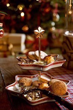 Villeroy & Boch: de perfecte kerstsfeer met Winter Bakery Delight.