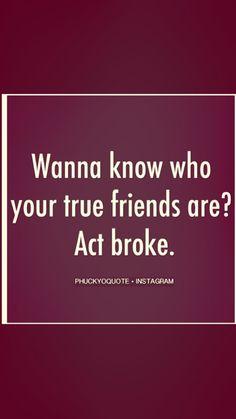 Ha ha true, true, true!