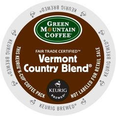Keurig, Green Mountain Coffee, Vermont Country Blend, K-Cup packs, 72 Count - http://thecoffeepod.biz/keurig-green-mountain-coffee-vermont-country-blend-k-cup-packs-72-count/