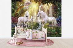 unicorn mural - Google Search