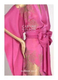 Carine Gilson Look Book SS 015