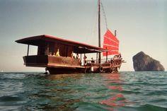 Unser Romantik-Tipp für Krabi: Sunset Cocktail Cruise auf einer historischen Dschunke - Beautiful Places