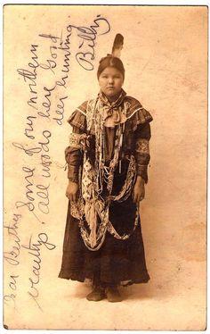 POTTAWATOMIE Indian Princess, Forest County Potawatomi Community Reservation…