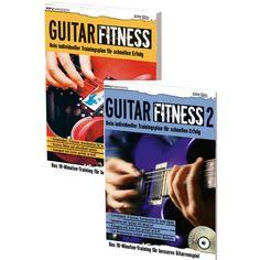 Guitar Fitness 1 + 2 im Paket, 33,00 €