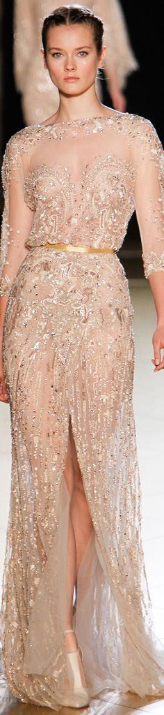 Elie Saab / Fall - Couture Collection