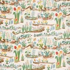Hey, I found this really awesome Etsy listing at https://www.etsy.com/listing/210398866/josef-frank-designer-linen-fabric