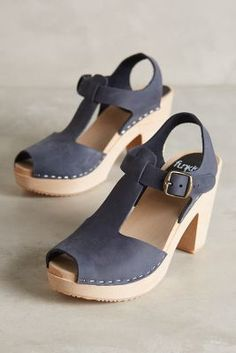 Funkis Sky High Clogs #anthroregistry