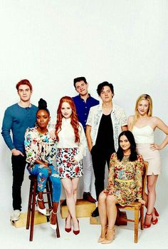 Melhor elenco ♥