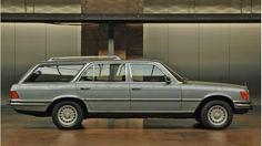 450 SEL Estate wagon. I want one so bad.