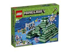Lego - Le monument sous-marin #lego #minecraft #ideecadeau  #cadeauxnoel