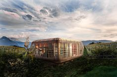 The Fincube: High-Tech, Low Footprint Home