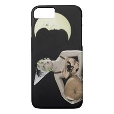 #Anita Page iPhone 7 Case - #Halloween happy halloween #festival #party #holiday