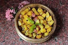 Spicy Indian Sweet Potato | One Green Planet