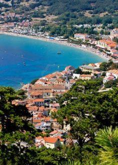 Baska ,Krk island, Croatia