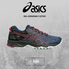 2017 Mejores Populares Mujer Zapatillas Asics GELSonoma 3