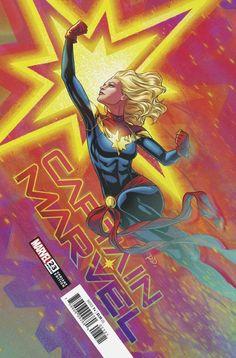 Ms Marvel, Marvel Art, Captain Marvel, Marvel Comics, Kelly Thompson, Marvel Animation, Comics For Sale, Tank Girl, The Villain