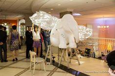 Nossos elefantes favoritos do Elephant Parade em Floripa