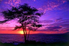 spectacular sunRISE - Pacific Ocean - Monterrey, California!