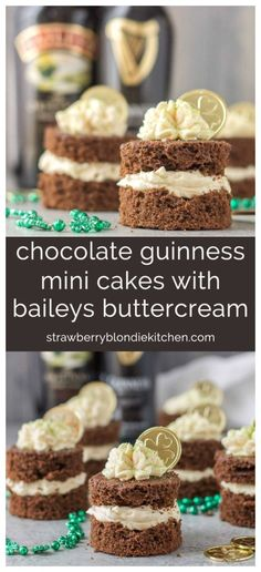 Guinness and Baileys