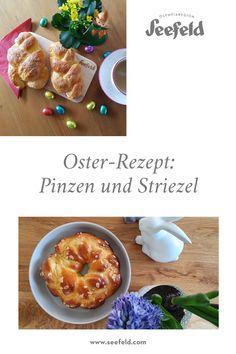 Einfach und wirklich lecker ist unser Tiroler Rezept für Pinten und Striezel aus Hefeteig. Da wird auch das Osterfrühstück zum vollen Erfolgt und auch die Kinder sind glücklich. Backen Ostern   Osterbrunch   Einfaches Rezept Easter Baskets For Toddlers, Baking Tips, Diy Food, Easter Crafts, Mashed Potatoes, Sweet Ideas, Breakfast, Ethnic Recipes, Desserts