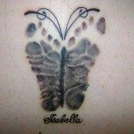 what a dedicated tattoo, way too cute!