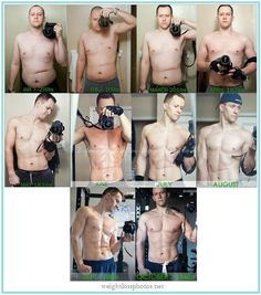 Nice 10 months weight loss body transformation, inspiration! http://muscletransform.com/category/mens-transformation/