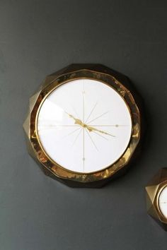 Stardust Wall Clock from Rockett St George New Tap, Rockett St George, Inviting Home, Crossed Fingers, Train Station, Home Accessories, Things To Come, House Design, Display