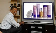 Oriflame Perfect Body products watch live Obama