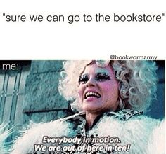 Lol haha funny pics / pictures / Hunger Games Humor / Catching Fire / Effie / Quotes / Movie / Books / Bookstore