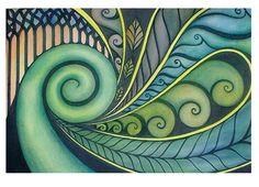 Art lessons   New Zealand Maori Koru Art Lesson Plan: Multicultural Art and