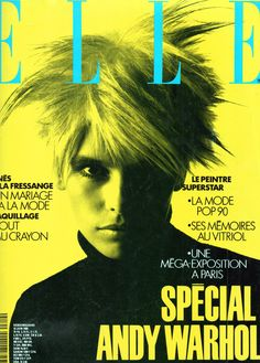 French ELLE cover