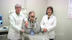 Tips for taking dental x-rays when the patient has Tori
