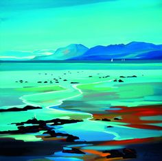 Coastal Vision II by Pam Carter
